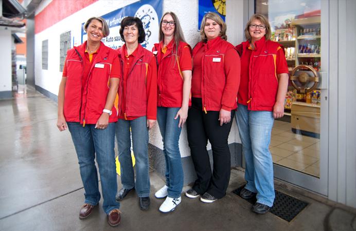 Total Tankstelle Filderstadt Team
