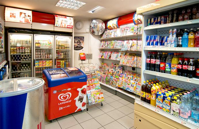 Total Tankstelle Filderstadt Shop