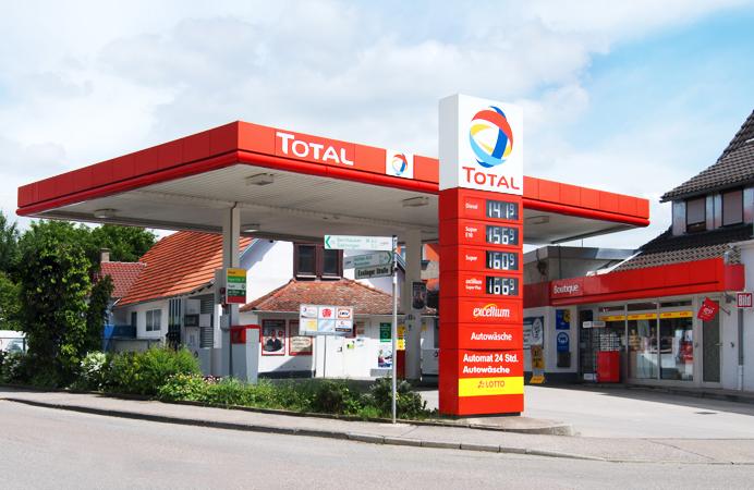 Total Tankstelle Filderstadt